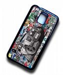 Koolart STICKERBOMB STYLE Design For Land Rover Defender Twisted Hard Case Cover Fits Samsung Galaxy S5